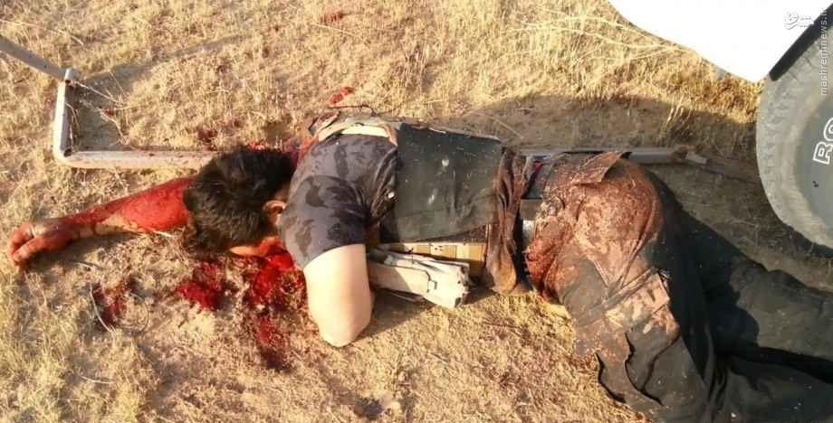 ترور فرمانده ارشد حشد الشعبی توسط داعش+تصاویر+18