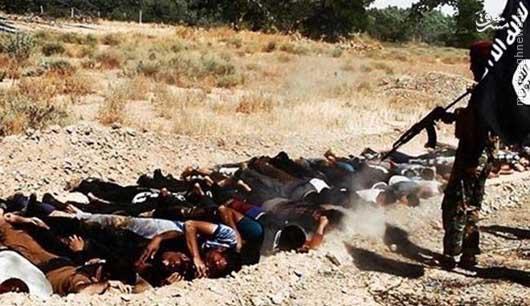 دستگیری یکی از عوامل جنایت اسپایکر در عراق+تصاویر