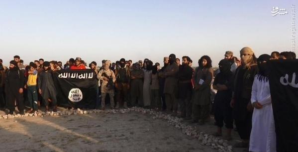 سنگسار جوان اهل سنت عراقی بدست داعش+تصاویر