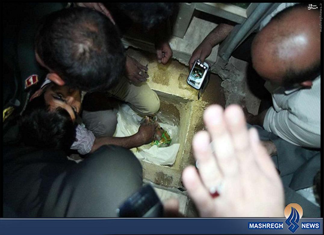 تصاویر/ سرداری که نمی خواست در گلزار شهدا دفن شود