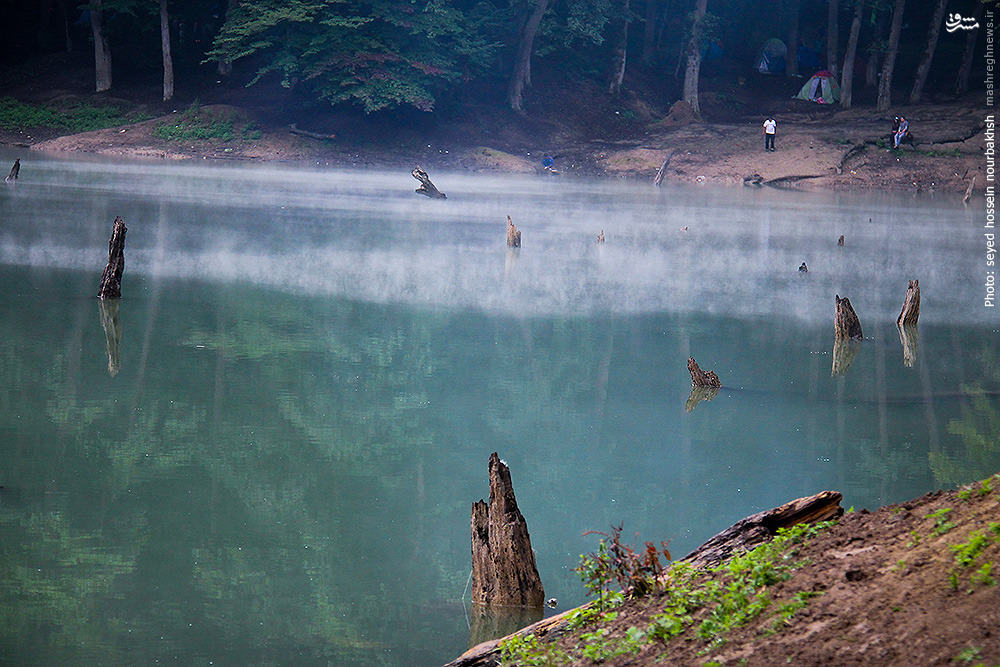 عکس های دریاچه چورت