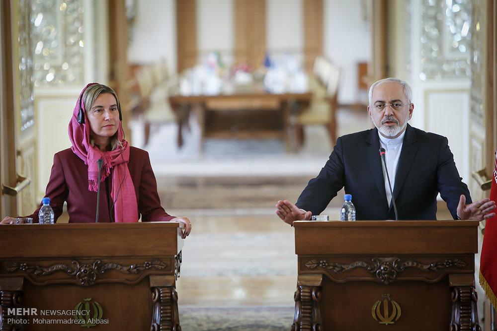 روحانی: توافق وین نمایش قدرت دیپلماسی برای حل اختلافات بود/ موگرینی: ماموریتم بررسی جنبههای توافق است/ ظریف: غرب و آمریکا بیاعتمادی موجود را جبران کنند