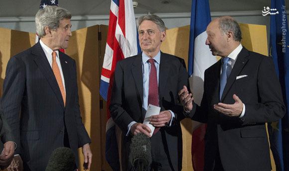 کنگره توافق را رد کند، رویم نمیشود از خانه بیرون بیایم/ سپاه پاسداران علاقهای به این توافق ندارد/ آمریکا نمیتواند با 535 وزیر خارجه مذاکره کند/ ایرانیها از تهدید بیزارند/