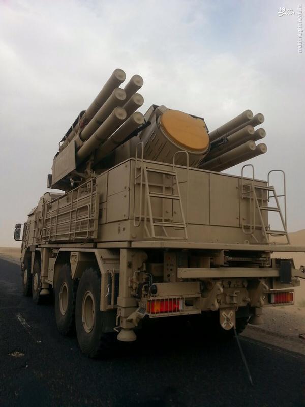 ارسال سیل تسلیحات سعودی به یمن+تصاویر