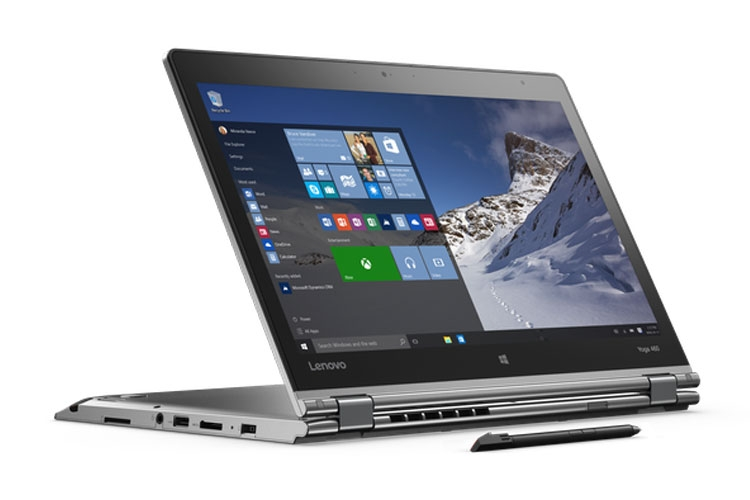 لنوو لپتاپی با قابلیت 4G و ویندوز 10معرفی کرد
