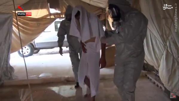 سومین حمله شیمیایی داعش به مارع+تصاویر