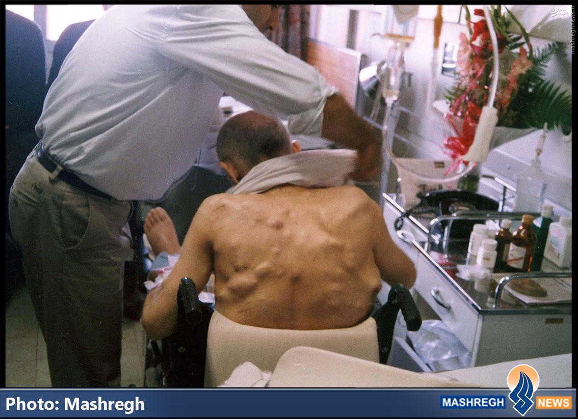 تصاویر / تصاویر منتشر نشده از «حاج داوود»