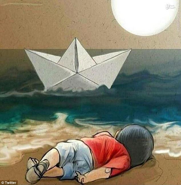 تصویر روز دنیا!! از بالا تصویر پنجمی بی اختیار گریه ام گرفت.
