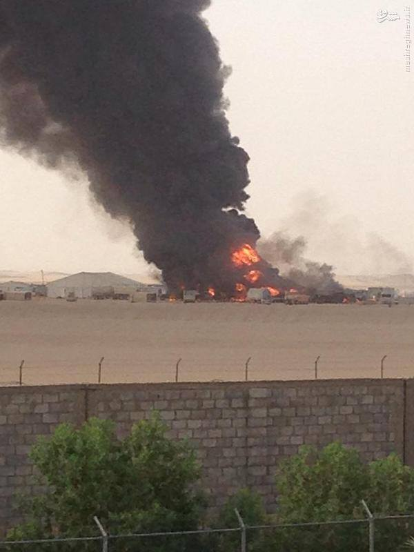 هلاکت 22 متجاوز اماراتی در یمن+تصاویر