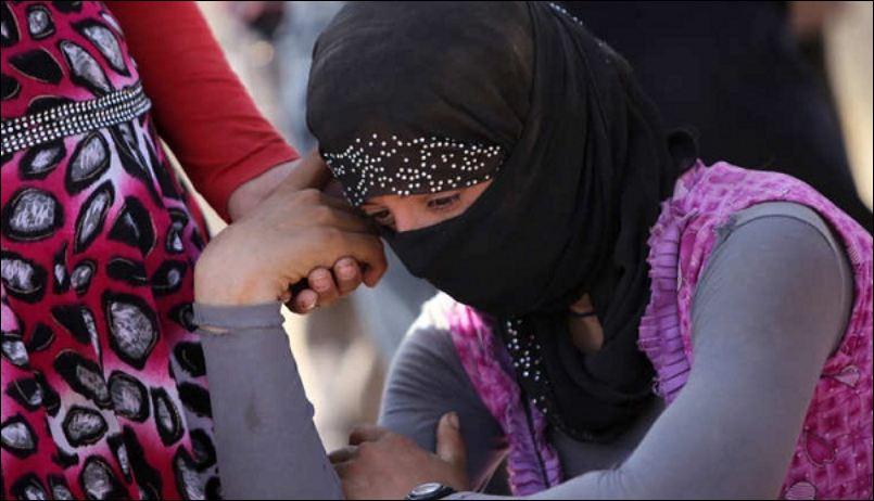 سرنوشت زنانی ایزدی که در چنگال داعش هستند..//// در حال ویرایش