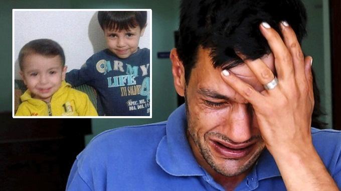 روایت عکاس ترکیهای از اولین لحظه دیدن جسد کودک سوری +عکس