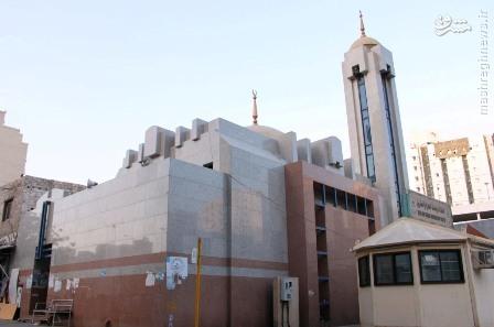 «جن»ها در کدام مسجد مسلمان شدند+عکس