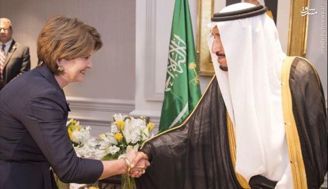 پادشاه سعودی شیعیان نیجریه را تروریست خواند