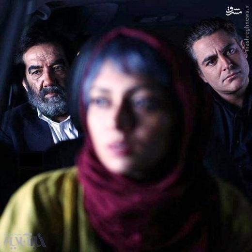 محمدرضا گلزار در کنار صدام+تصویر