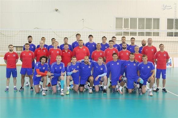 والیبال روسیه عکس جام جهانی والیبال اخبار والیبال اخبار جام جهانی والیبال