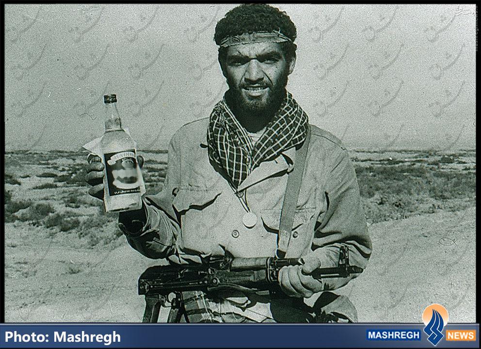عکس/ نجاستِ روسی در سنگر دشمن بعثی