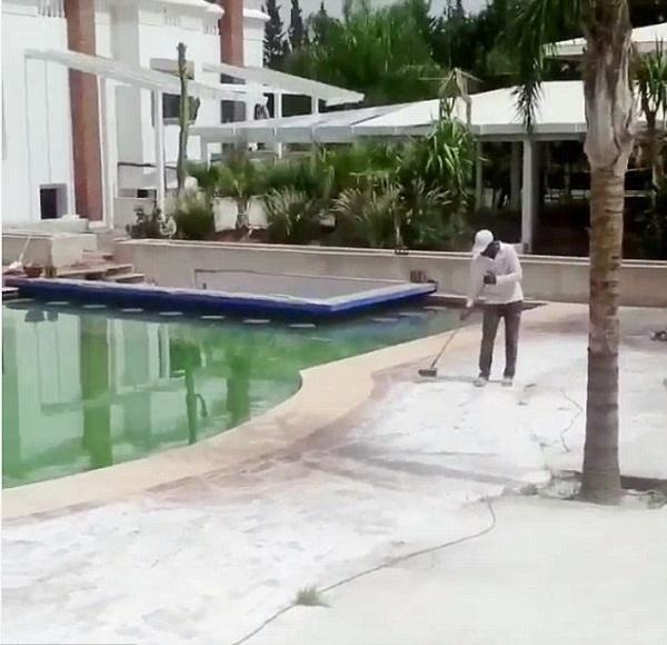 خانه خوانندهای که ادعا میکرد ورشکست شده+عکس