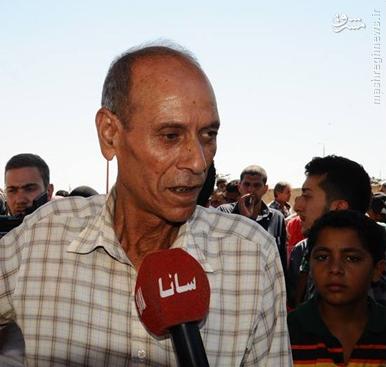 مرجله سوم بازگشت اهالی حسینیه دمشق