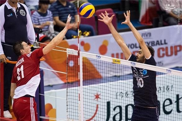 شاگردان کواچ بازی برده را به لهستان باختند/ دومین باخت ایران در جام جهانی +جدول