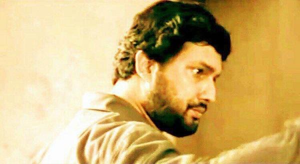 عکس/ حامد بهداد در نقش شهید محمد جهانآرا