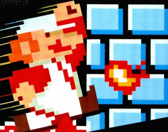 دانلود بازی خاطره انگیز سوپرماریو