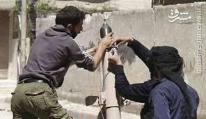 دهها شهید و مجروح در گلوله باران حلب+تصاویر