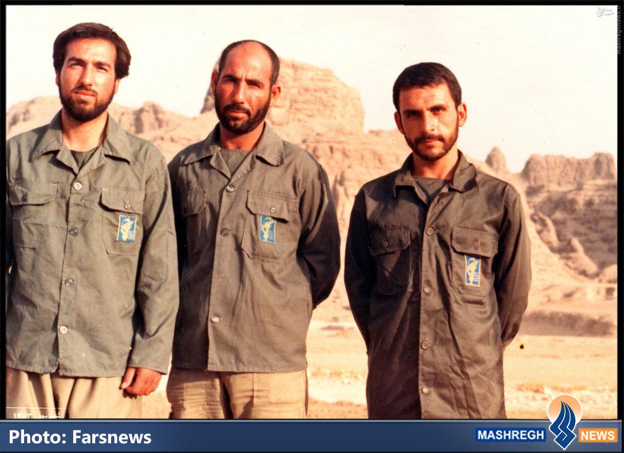 تصاویر/ دانشجوی «خواجه نصیر» علمدارِ «گردان قمر بنی هاشم(ع)»
