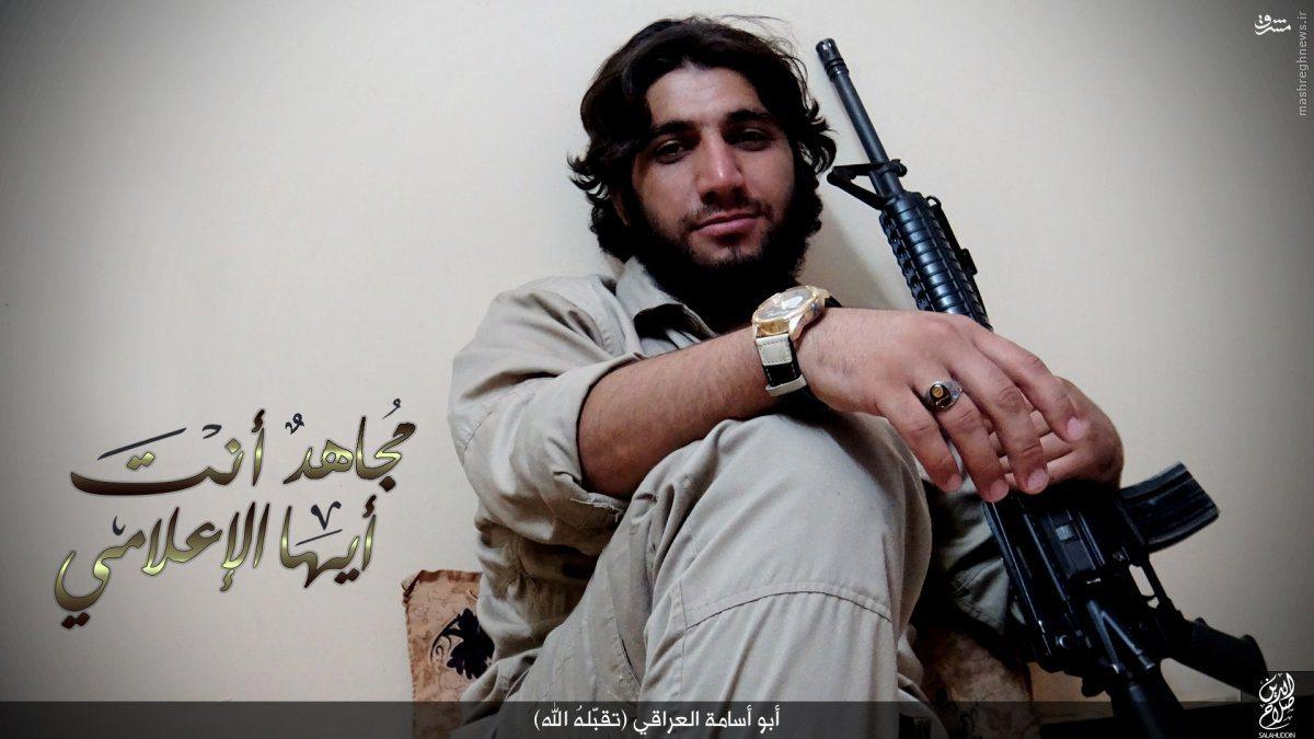 هلاکت 3 فعال رسانه ای داعش+تصاویر