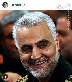عکس/ سردار سلیمانی در اینستاگرام khamenei.ir