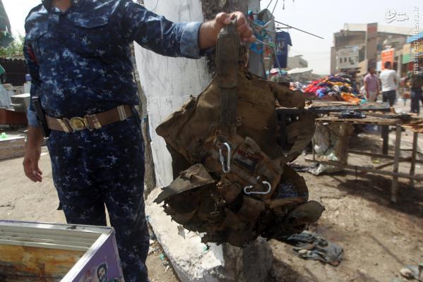 عملیات انتحاری افسر سعودی در بغداد+تصاویر+18