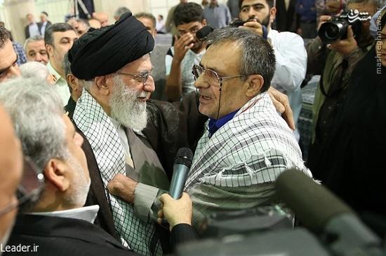 جانبازان تابلو و تصویری از دوران ابتلاء بزرگ ملت ایران در دوران دفاع مقدس هستند/ صبر همسران جانبازان، ایثارگری واقعی و یک جهاد و حماسه است