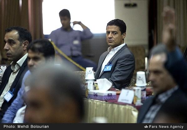 درخواست شجاعانه فغانی و کنایه فردوسی پور به بابک زنجانی +تصاویر