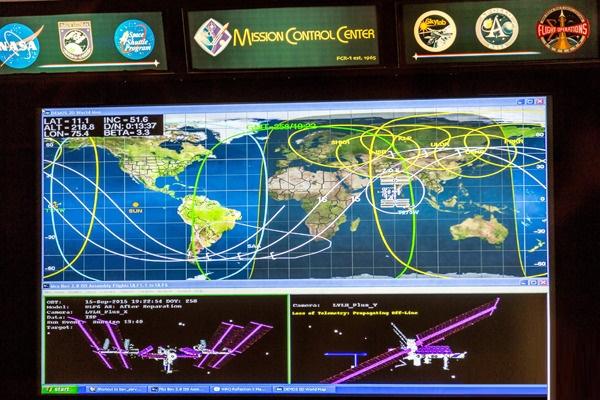 ناسا هنوز از ویندوز 14 سال پیش استفاده میکند+عکس