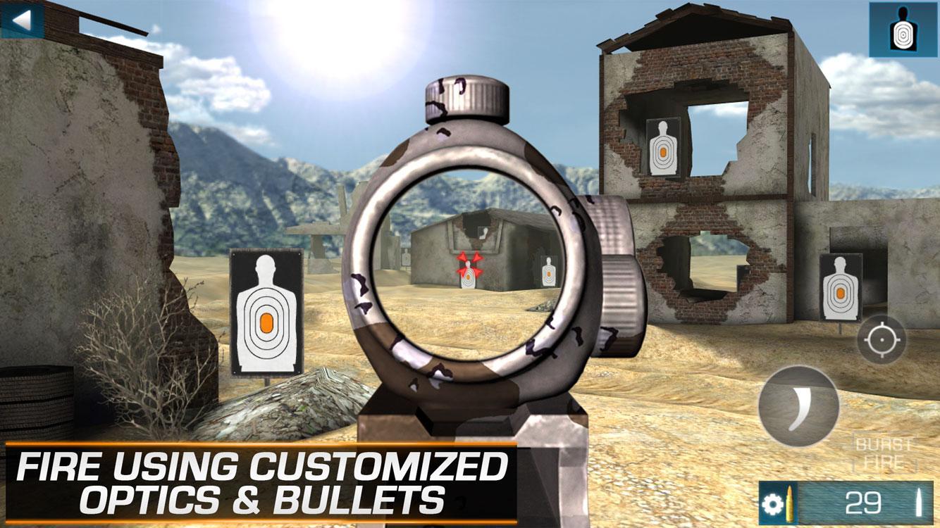 بازی ساخت اسلحه و تیراندازی +دانلود