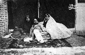 زنان حرمسرای شاهان قاجار چگونه انتخاب می شدند ؟