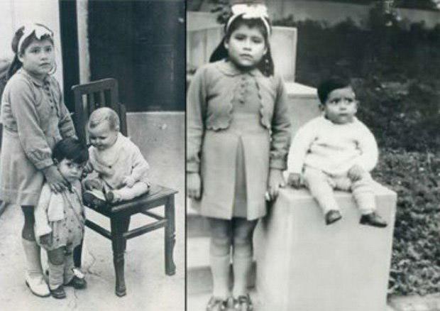 دختری که در پنج سالگی مادر شد + عکس
