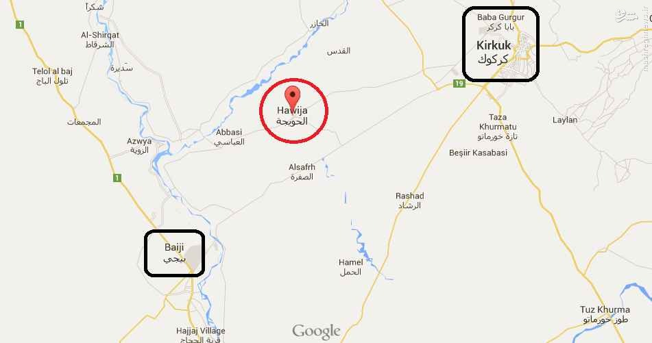 هلاکت 3 برادر درصفوف داعش+تصاویر