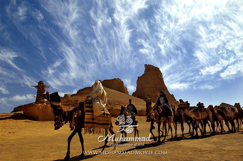 عکسهای جدید از فیلم «محمد رسول الله (ص)»