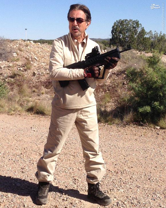 مزایده داراییهای بازیگر هالیوودی برای حمایت از ارتش اسرائیل