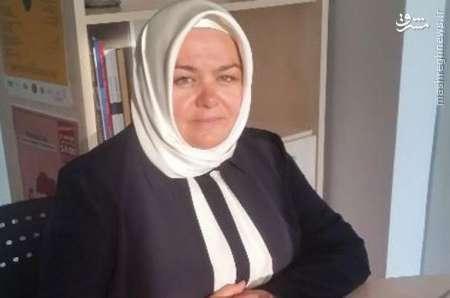 نخستین وزیر زن محجبه در تاریخ ترکیه+عکس