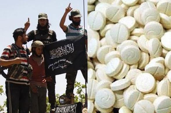تروریستهای داعش چگونه بیرحم میشوند/ موادی که انسان را تحریک و بی رحم میکند/ افیونی که تروریستها را افعی میکند/