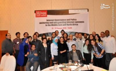 «هیفوس»؛ بنیادی برای براندازی «انساندوستانه» ///// هزینه خبرنگاران فراری را کدام بنیاد تأمین میکند/// «هیفوس»؛ بنیادی برای خبرنگاران فراری +تصاویر