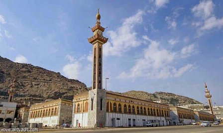 مسجدی که ۷۰ پیامبر در آن نماز خوانده اند+ عکس