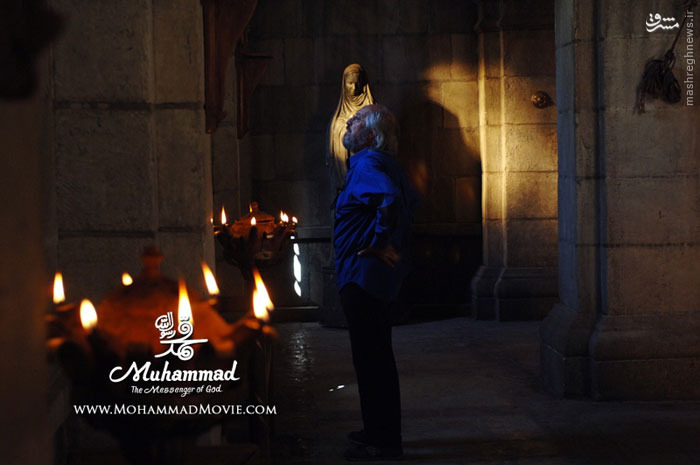 پشت صحنه «محمد رسول الله(ص)»