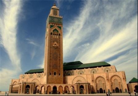 بلندترین مسجد جهان+ عکس