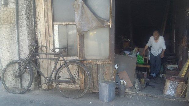 «دوچرخه زنجانی» كه 40 سال حركت نكرد +عکس