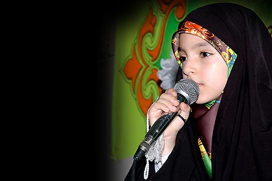 ابتهال زیبای حافظ خردسال قرآن کریم+ صوت