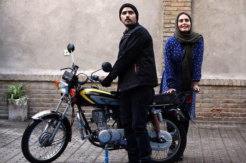 تصاویر علی طباطبایی در فیلم «اسب سفید پادشاه»