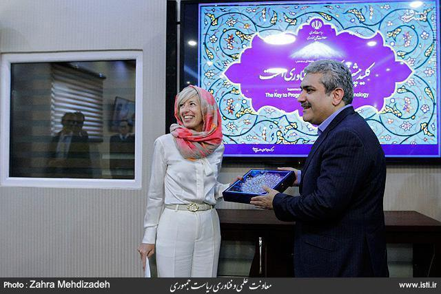 تداوم پوشش غیردیپلماتیک زنان دیپلمات در تهران + تصاویر