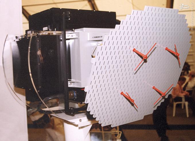نصب رادار ایرانی مدل Planar array بر روی فانتوم های نهاجا+عکس